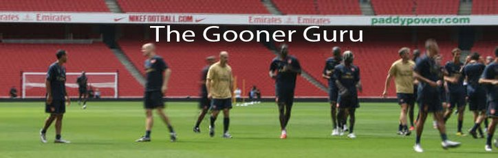 The Gooner Guru Match reports