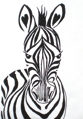 HeArt Fully Created: Stripes, Spots, Splotches and Sharpies