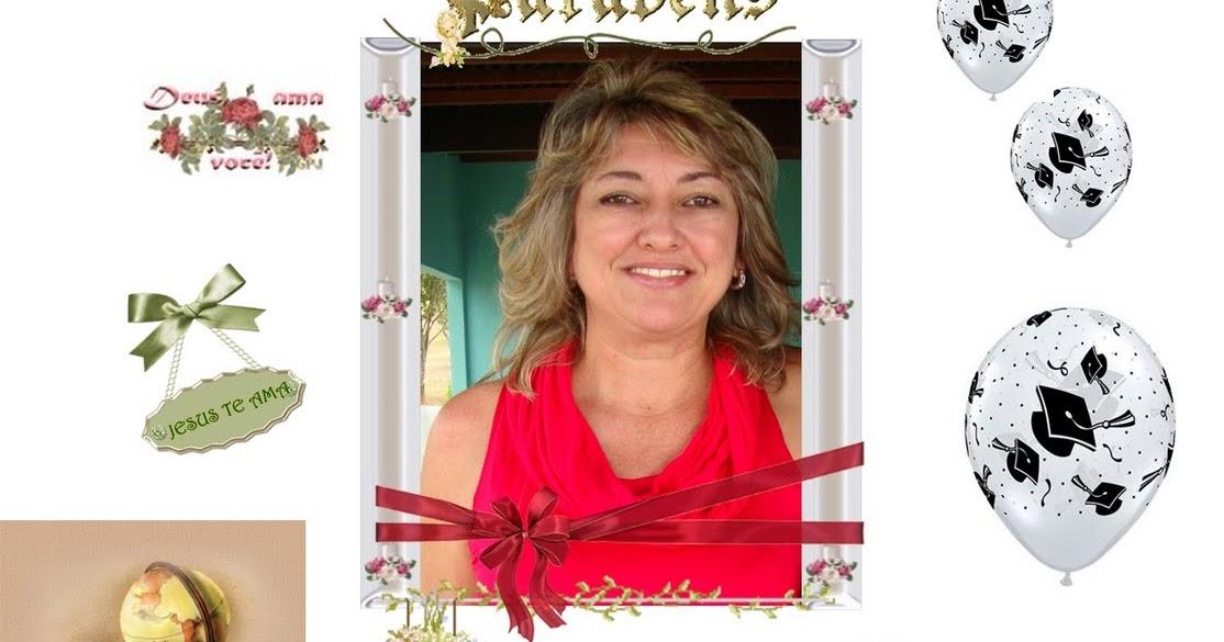 Parabéns Minha Querida Irmã: AmoJesusMeuSalvadoreSenhor: Parabéns Minha Querida Irmã