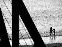 Praia da Galé, Dezembro 2007, © António Baeta Oliveira