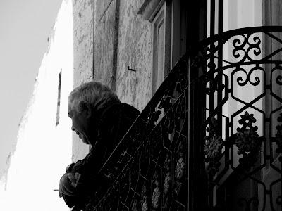 Algures em Olhão, Dezembro 2007, © António Baeta Oliveira