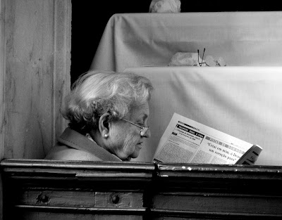 Évora, Fevereiro 2008, © António Baeta Oliveira
