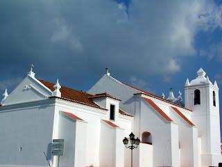 Igreja dos Remédios, Castro Verde, Setembro 2007, © António Baeta Oliveira
