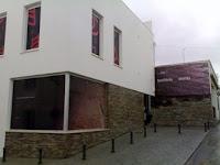 Museu da Escrita do Sudoeste, Almodôvar, Setembro 2007, Foto com a câmara do telemóvel