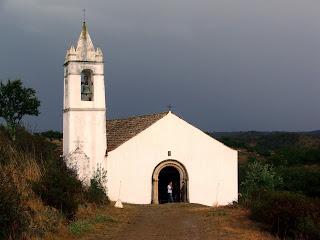 Igreja Matriz de Santa Cruz, Almodôvar, Setembro 2007, © António Baeta Oliveira