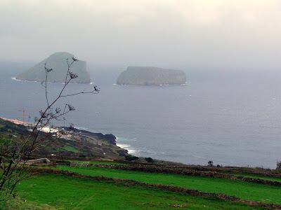 Algures entre Angra do Heroísmo e Praia da Vitória, Terceira-Açores, Novembro 2007, © António Baeta Oliveira
