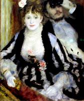 La Loge, de Renoir