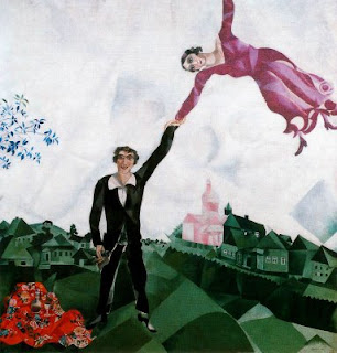 The Promenade, Marc Chagall