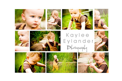 Evan+Backyard Kaylee Eylander Photography Blog