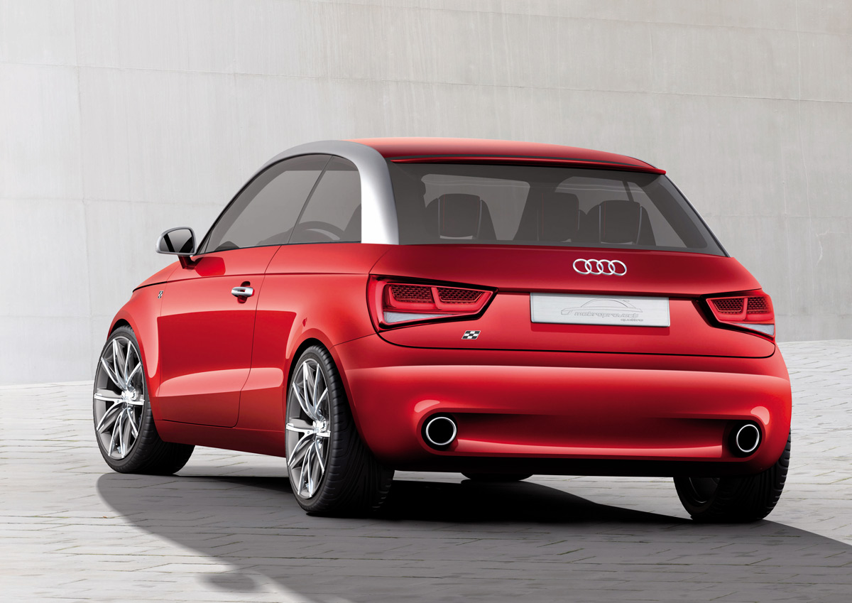 New Audi A1 To Be Launched In India In 2011