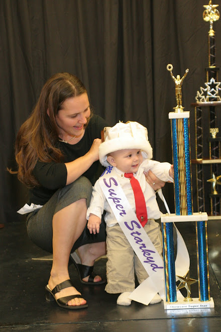 Dre with Aunt Rae being Crowned