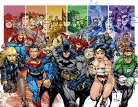 Justice League Film azione live