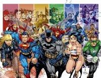 Justice League Live-action movie