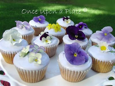 Nigella Fairy Cakes Food Processor