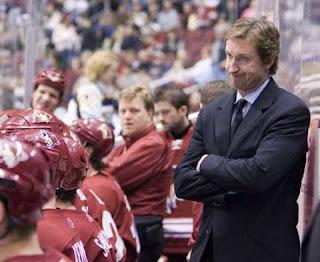 Coach Gretzky