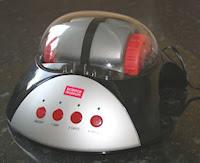 sea glass tumbler machine