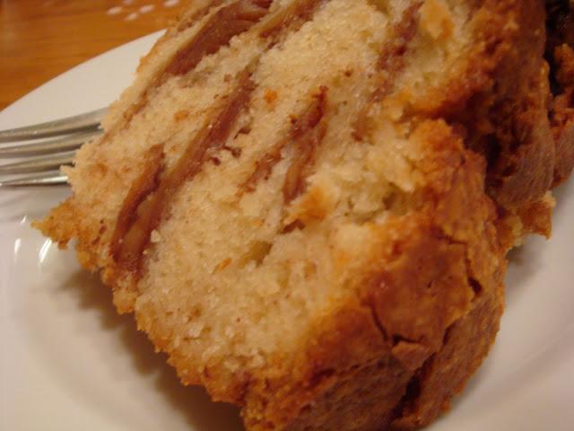Totally Baked Jewish Apple Cake