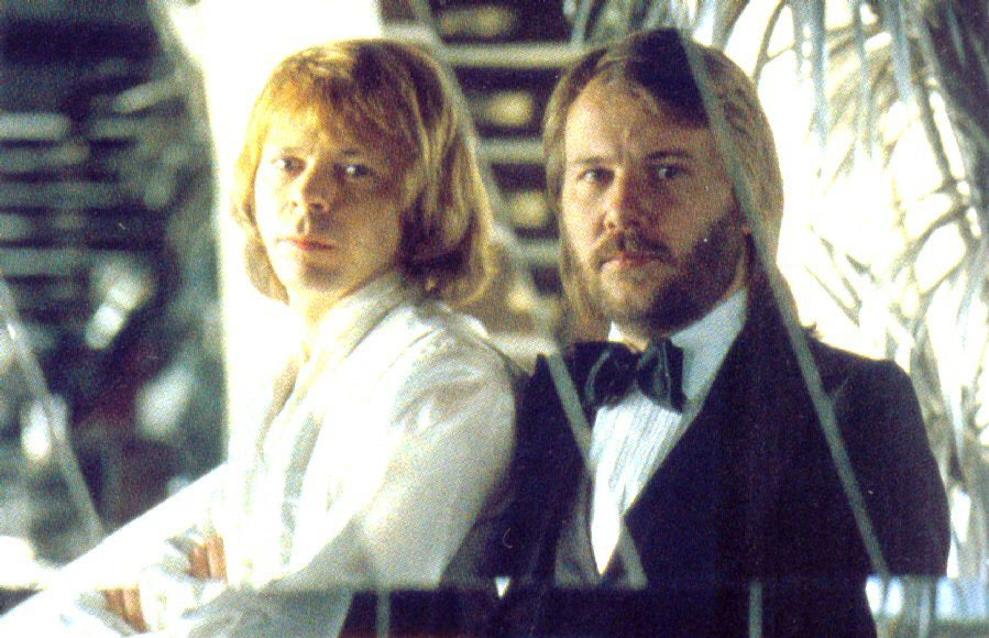 Cute Together Forever Wallpaper Abba 4ever Some Pictures Of Benny And Bj 246 Rn