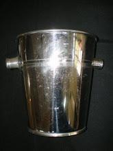 Balde de Champagne Acero (Frapera)