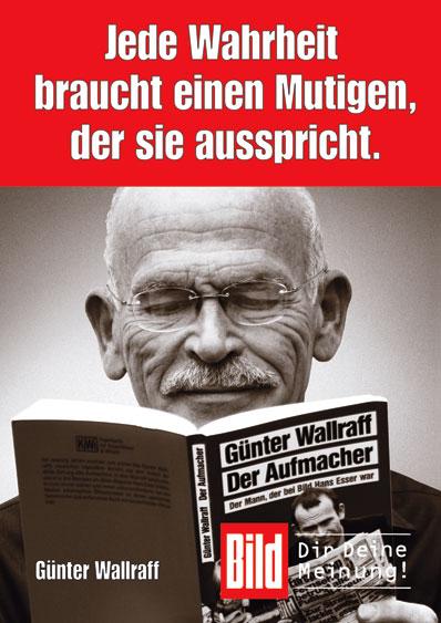 Günter Wallraff Pegida