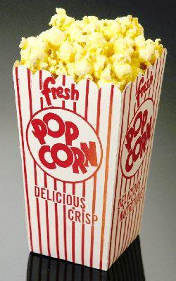 Movie Popcorn Fat 56