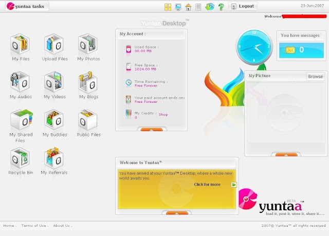 Application Web 2.0 : Yuntaa, l'outil alternatif