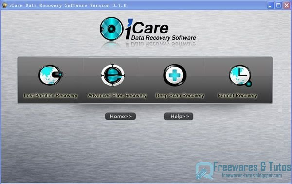 Offre promotionnelle : iCare Data Recovery Software gratuit !