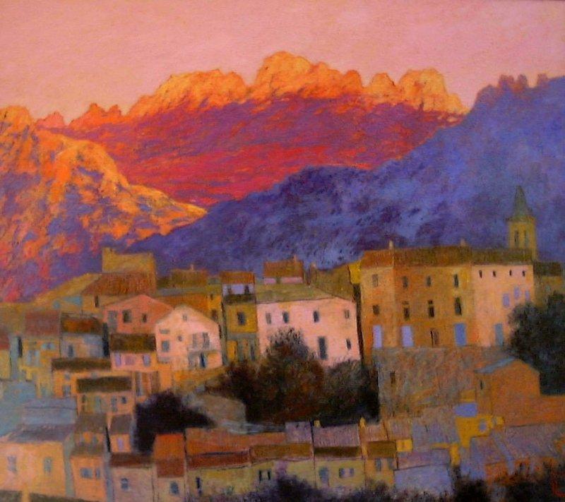 Landscape Painting By Uwe Herbst German Artist Blog Of