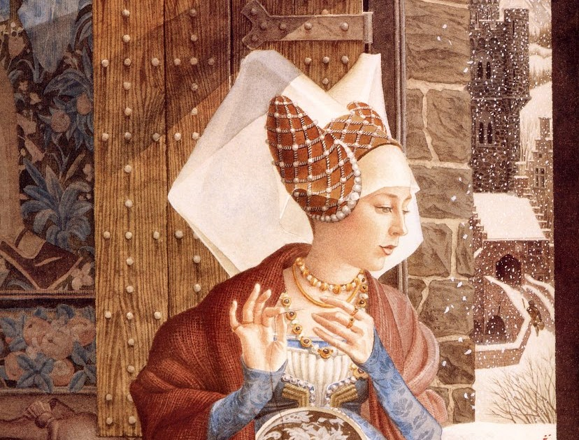 Blog of an Art Admirer: Charles Santore Snow White and ...