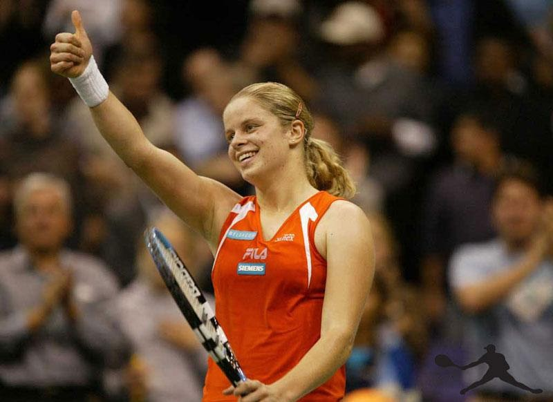 an analysis of the career of kim clijsters a tennis player Tennis has been transformed over the last five decades by tv 14 kim clijsters years played: kim clijsters reflects on her hall of fame career.