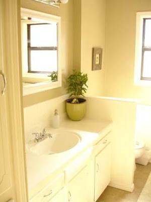 Inexpensive Bathroom Redo Our Suburban Cottage