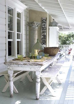 Patio Inspriation Our Suburban Cottage