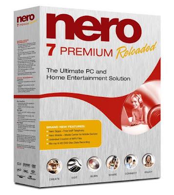 Nero 7 Premium 7.9.6.0 + Serial - Torrent