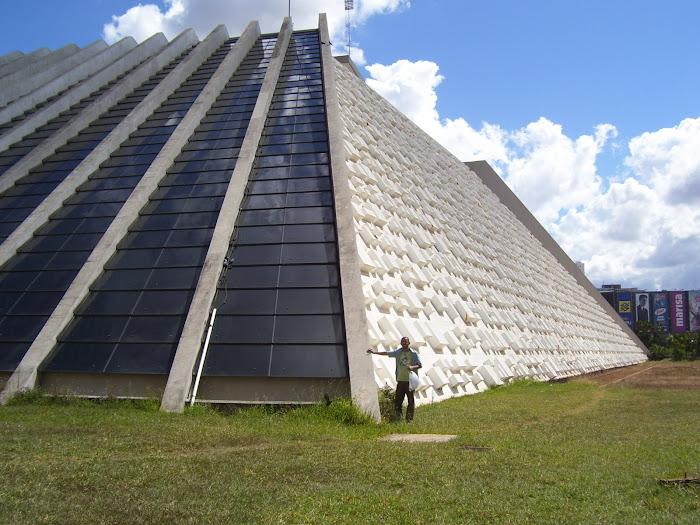 Teatro Nacional de Brasília. Brasilia Mapeamento Espiritual
