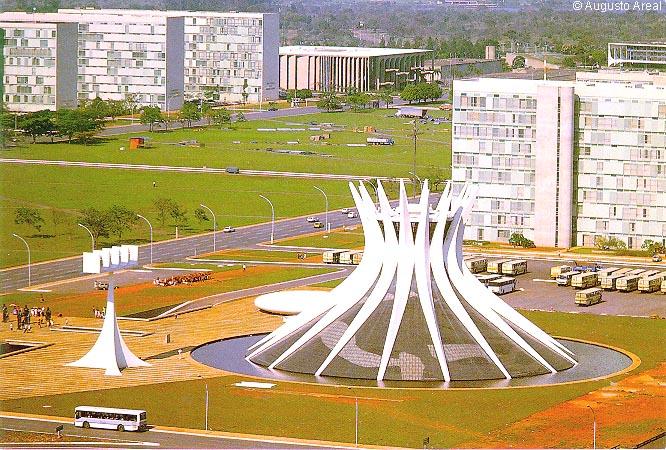 7 - A Catedral de Brasília