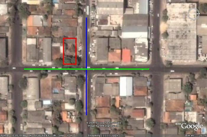8 - Um lugar no centro da cidade separado para o Senhor!