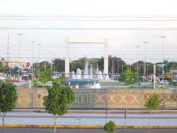 5 - Boa Vista - Roraima (RR) - Praça das Águas