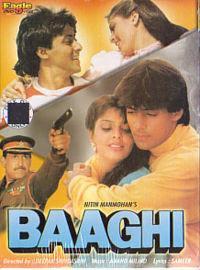 Baaghi [1996] Watch online Baaghi