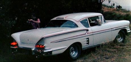 kip 39 s american graffiti blog the cars 39 58 chevy impala. Black Bedroom Furniture Sets. Home Design Ideas