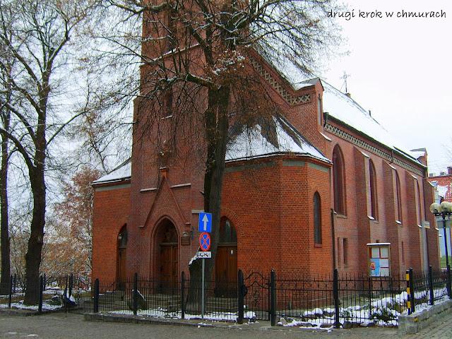 Olsztyn. Kościół ewangelicko-augsburski