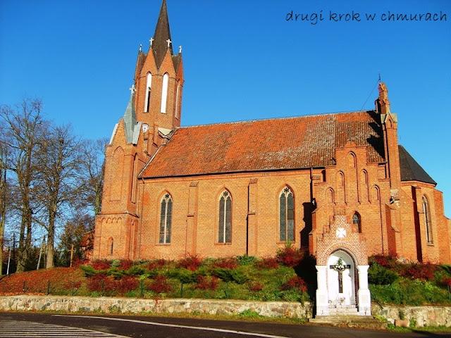 Kościół w Lutrach