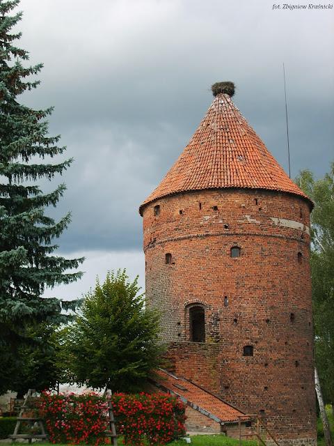 Dobre Miasto - Bociania baszta