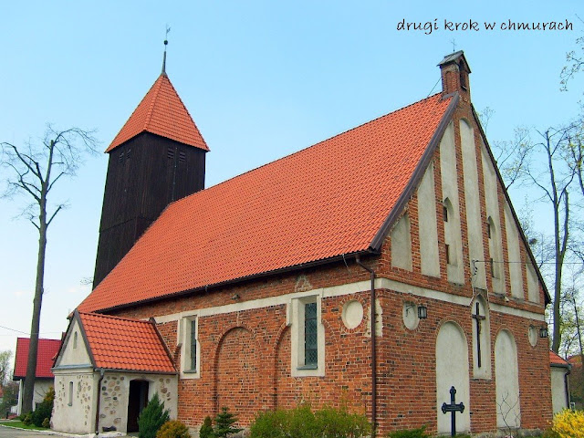 Olsztyn - Gutkowo. Kościół św. Wawrzyńca