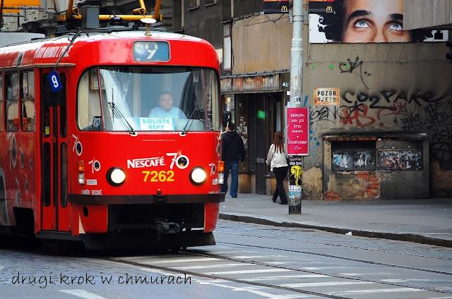 Praskie tramwaje
