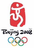 Logotipo Oficial dos Jogos Olímpicos de Pequim - Beijing 2008