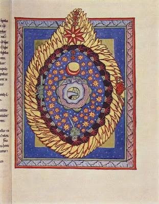 L'univers, Hildegarde de Bingen