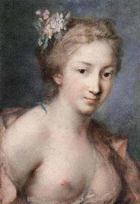 Flora (1730), Rosalba Carriera