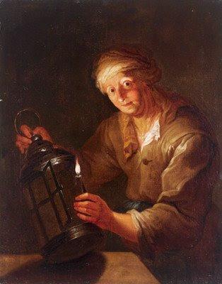 Portrait, Anna Dorothea Therbusch