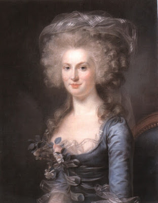 Madame Gabrielle Capet, Adélaïde Labille-Guiard