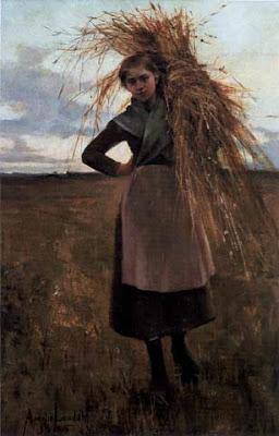 Bretonne (1885), Amelie Lundahl